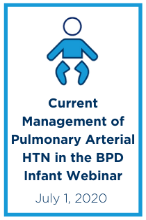Current Management of Pulmonary Arterial Hypertension in the BPD Infant Banner