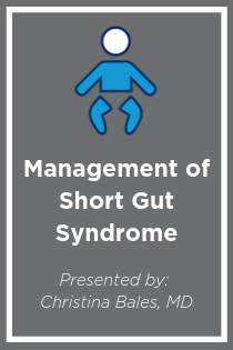 Management of Short Gut Syndrome Banner