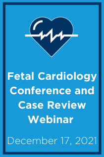Fetal Cardiology Conference and Case Review Banner