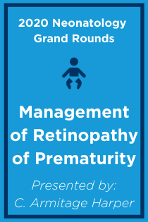 Management of Retinopathy of Prematurity (ROP): 80 Years of Vision Banner