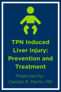 TPN Induced Liver Injury: Prevention and Treatment Banner