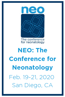 NEO: The Conference for Neonatology Banner