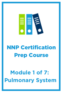 NNP Module 1: Pulmonary System Banner