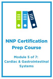 NNP Module 5: Cardiac & Gastrointestinal Systems Banner