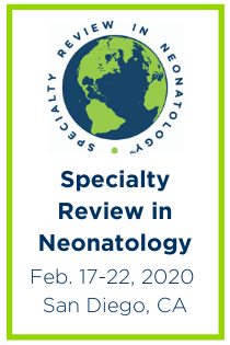 Specialty Review in Neonatology Banner