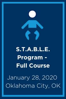S.T.A.B.L.E. Program - Full Course Banner