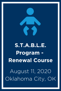 S.T.A.B.L.E. Program - Renewal Course Banner