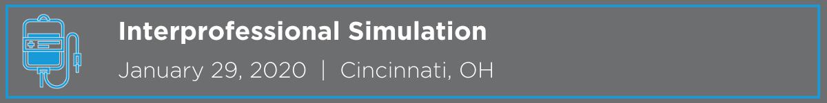 Interprofessional Simulaton - Perinatal Depression Banner