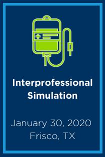 Interprofessional Simulation Banner