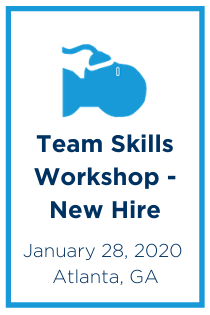 Team Skills Workshop - New Hire Banner