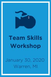 Team Skills Workshop Banner